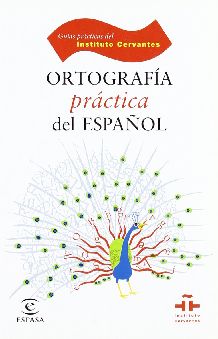 Ortografía práctica del español (GUÍAS PRÁCTICAS DEL INSTITUTO CERVANTES) (Inglés) Tapa blanda – 7 abr 2009 Francisco Marcos Marín Espasa 8467028408 JP222557