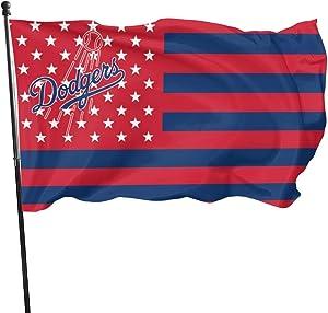 Stockdale Baseball Champion Garden Flag Outdoor Decor Banner 3 x 5 FT with Two Brass Grommets