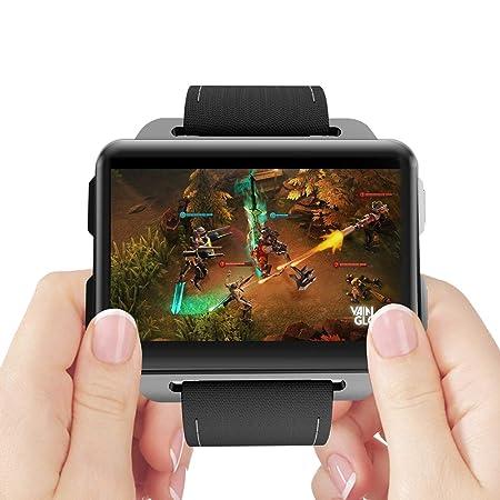 XY-store Reloj Inteligente teléfono, Soporte GPS Tarjeta SIM MP4 ...