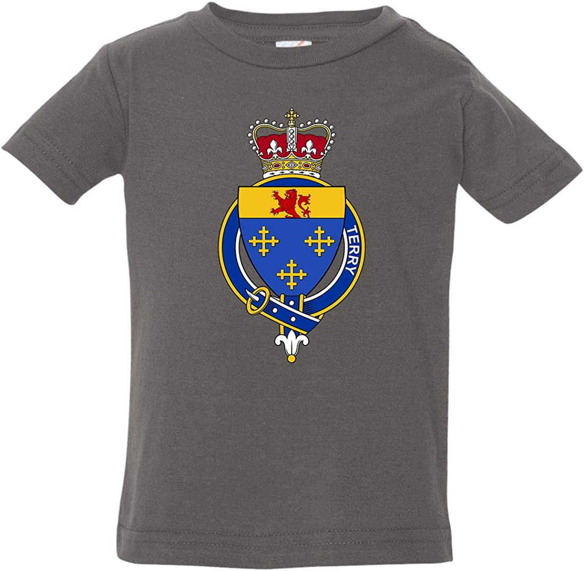 Tenacitee Babys Irish Garter Family Terry Shirt