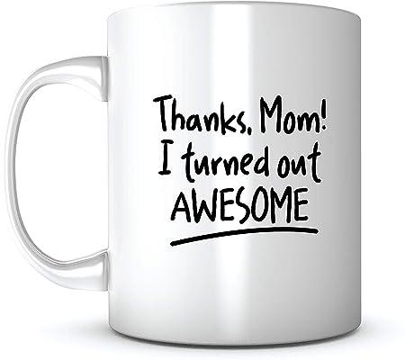 Smbada Gracias mamá. Resulté Ideas para una Taza de Regalo ...