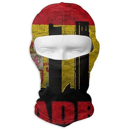 Xukmefat Capital española Máscara facial de Madrid Pasamontañas ...