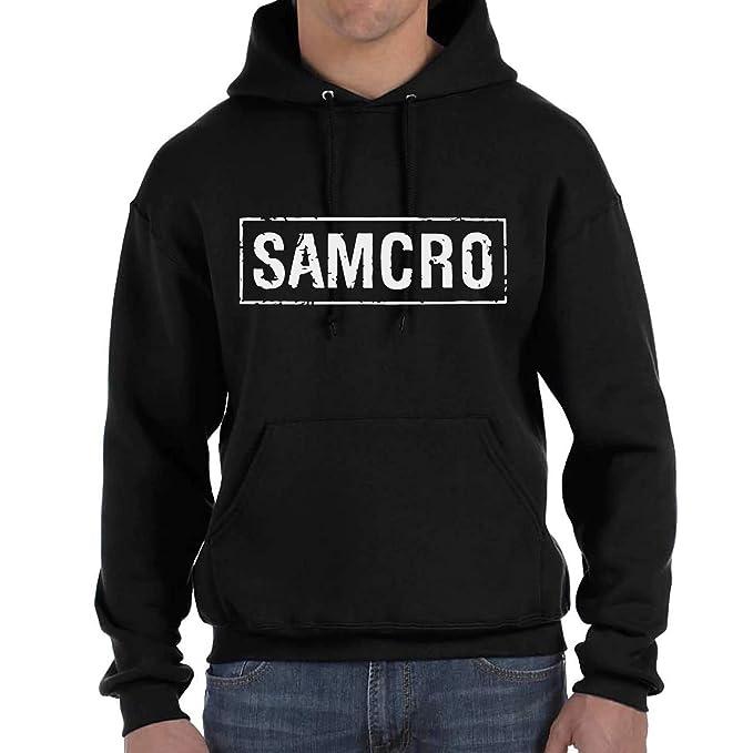 Sons of Anarchy Samcro California - Sudadera con Capucha (S)