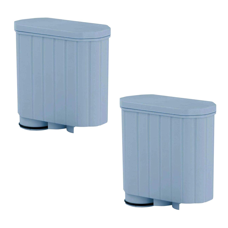 Pack de 2 filtros de agua compatibles con cafeteras automáticas ...