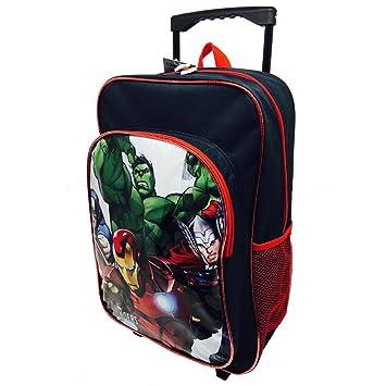Marvel Avengers Mochila Trolley de Lujo