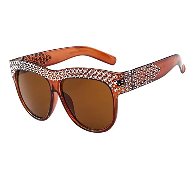 Großer Rahmen Frau Polarisierte Sonnenbrille Rahmen Mode Brille Fahren Sonnenbrille Tee-Rahmen Tee TsRAyLow7