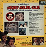 Walt Disney's Mickey Mouse Club Mousekedances and Other Mousketeer Favorites