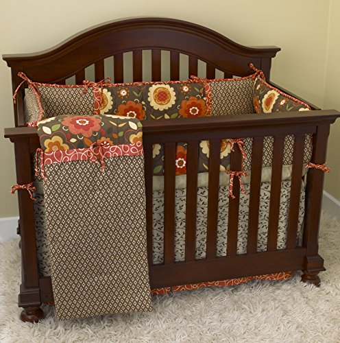 Buy cotton tale peggy sue 4-piece crib bedding set
