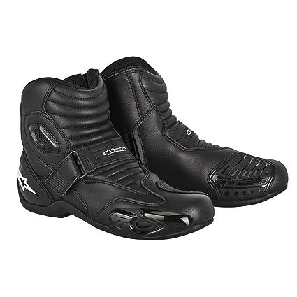 Alpinestars S MX 5 Boots White Black FREE UK DELIVERY