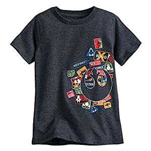 Star Wars Resistance Hero T-Shirt for Kids The Last Jedi
