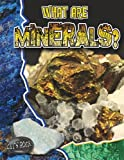 What Are Minerals?, Natalie Hyde, 0778772209