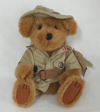 Amazon.com: Jungle Joe Safari Friends - Jungle Joe Talking Teddy ...