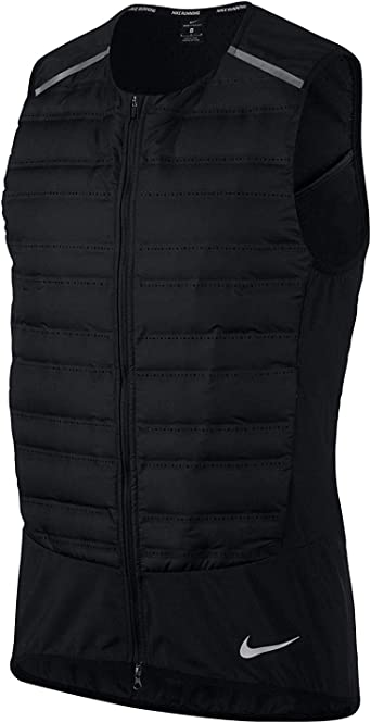 Amazon.com : NIKE Aeroloft Men's Running Vest : Clothing