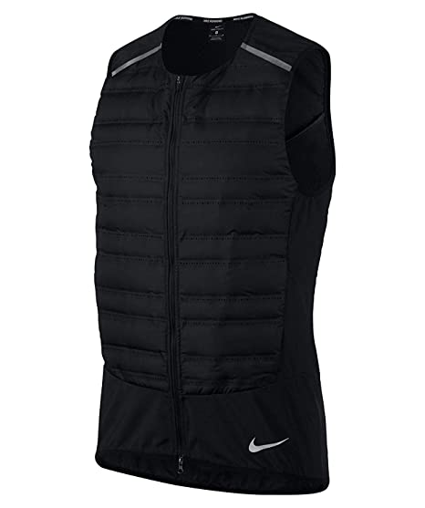 a676694700c6 Amazon.com  NIKE Aeroloft Men s Running Vest  Nike  Clothing