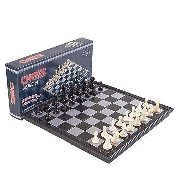 G-Tree Magnética Viaje Juego de ajedrez con el Tablero de ajedrez ...