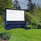 Gemmy Airblown 39127-32 Inflatable Movie Screen, 12-Feet