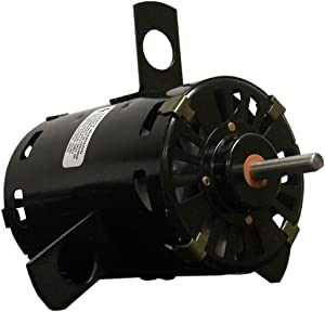 Fasco D1190 3.3-Inch Diameter Shaded Pole Motor, 1/30 HP, 115 Volts, 3000 RPM, 1 Speed, 1.6 Amps, CW Rotation, Sleeve Bearing