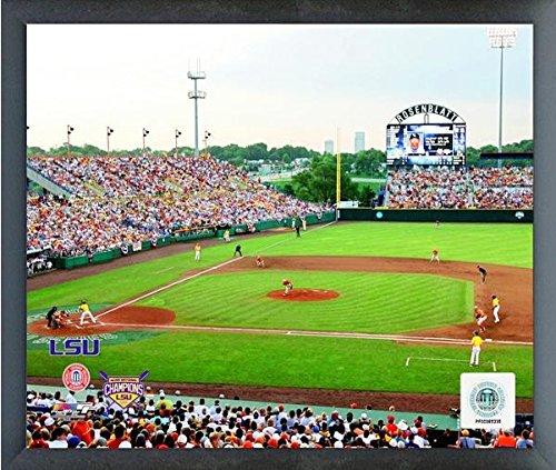 (Rosenblatt Stadium LSU Tigers NCAA Photo (Size: 17