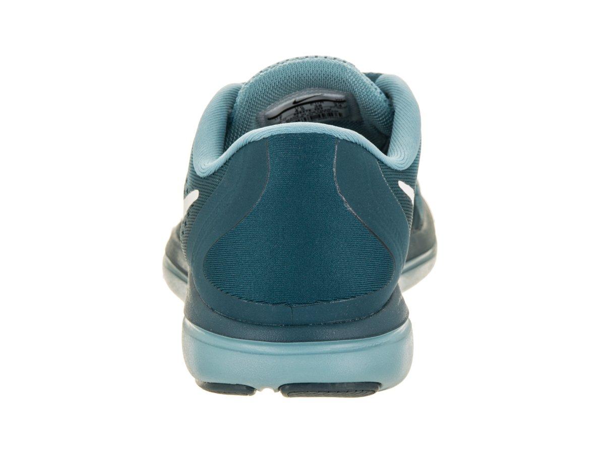 NIKE Women's Flex 2017 RN Running Shoe Cerulean/White/Space Blue/Mint Foam Size 9 M US by NIKE (Image #3)