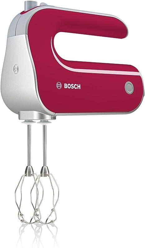 Bosch MFQ40304 Styline Colour Batidora y amasadora, 500 W, color rojo: Amazon.es: Hogar