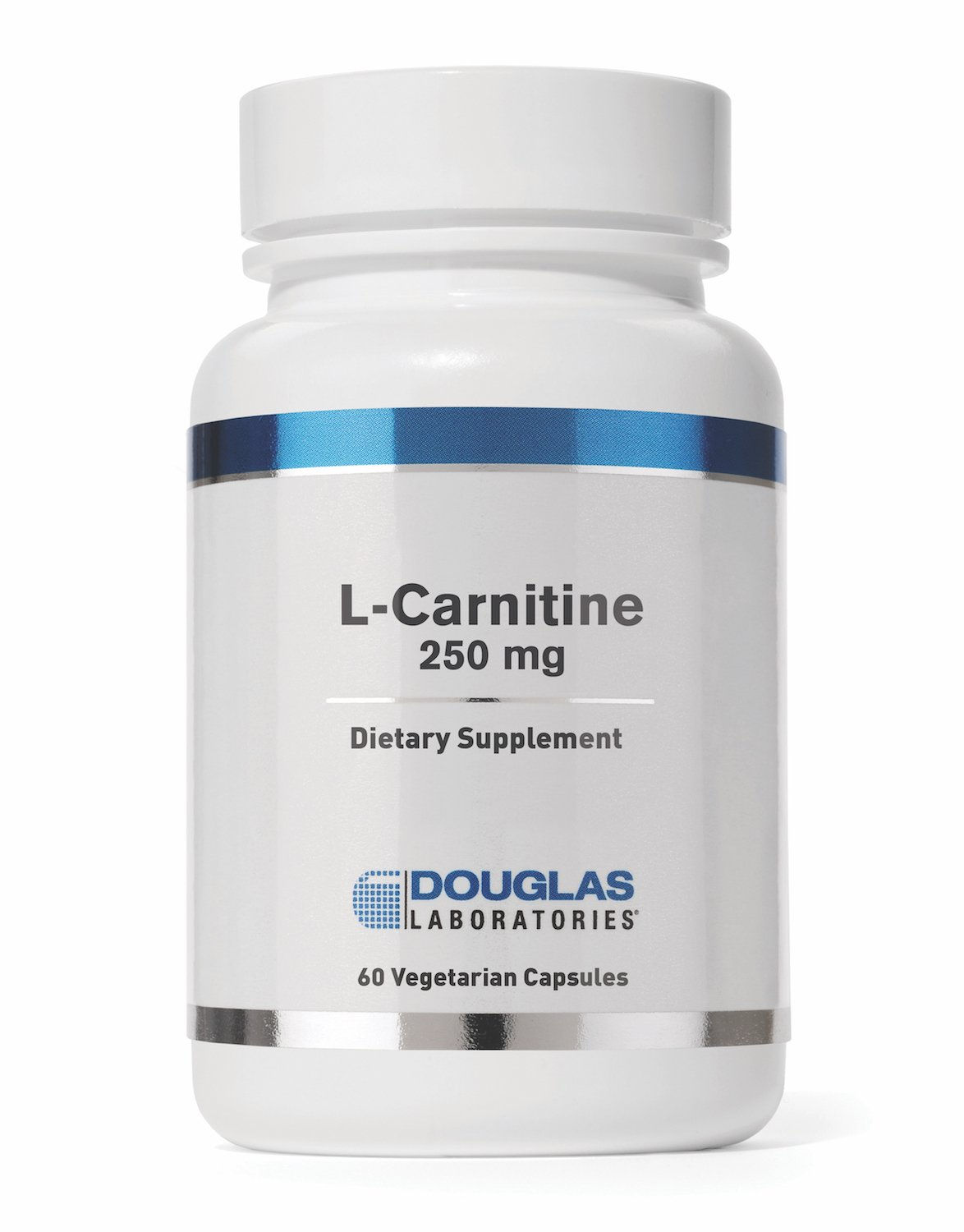 Douglas Laboratories® - L-Carnitine 250 mg. - Supports Heart Muscle Function and Skeletal Muscle Performance* - 60 Capsules