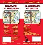 St. Petersburg / Clearwater, Florida Street Map