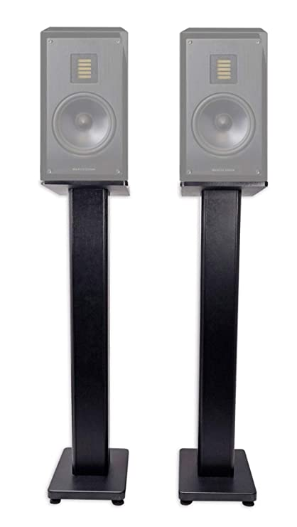 Pair 36quot Bookshelf Speaker Stands MartinLogan LX16 Speakers