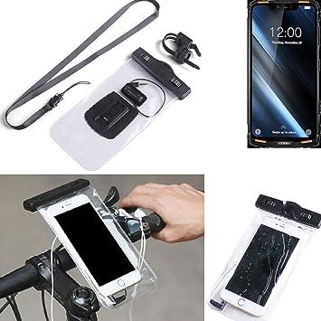 K-S-Trade® Para Doogee S90 Soporte De Bicicleta para Teléfono ...