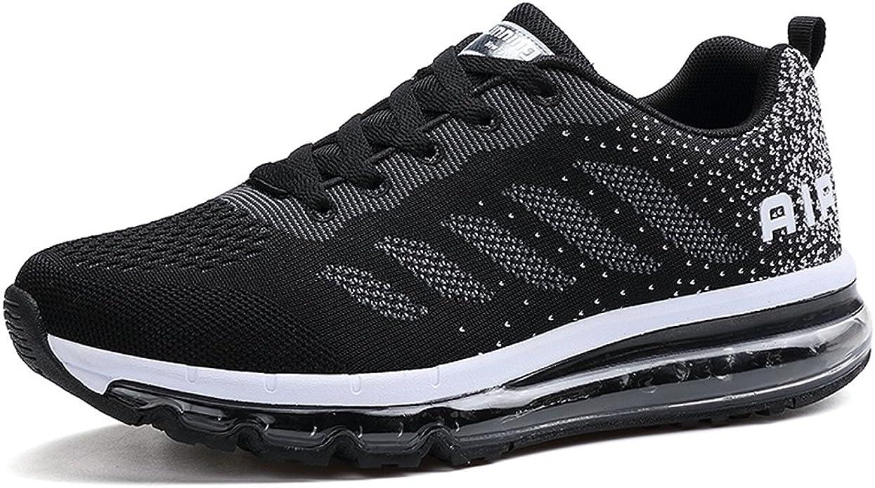 Hombre Mujer Zapatillas de Deporte Zapatos Aire Libre y Deportes Zapatillas de Running Shoes: Amazon.es: Zapatos y complementos