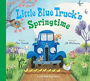 Little Blue Truck's Springtime