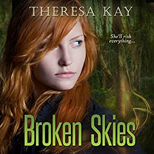 Broken Skies Audiobook