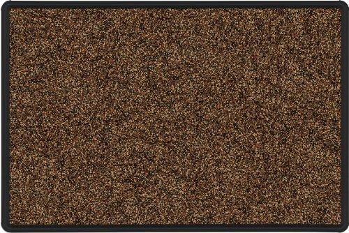 Best-Rite Presidential Trim Rubber-Tak Tackboard, Black Trim, 4 x 8 Feet, Tan - Trim Bulletin Aluminum Board