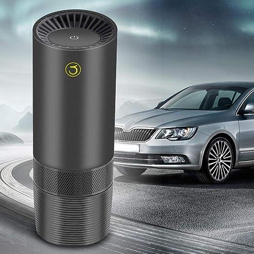Purificador de coche, desinfectante de ionizador de filtro de ...