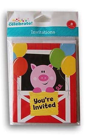 Retail Tarjetas Y Sobres De Invitaciones Para Fiestas
