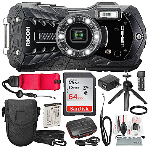 Best Waterproof Shockproof Point And Shoot Digital Camera - 2