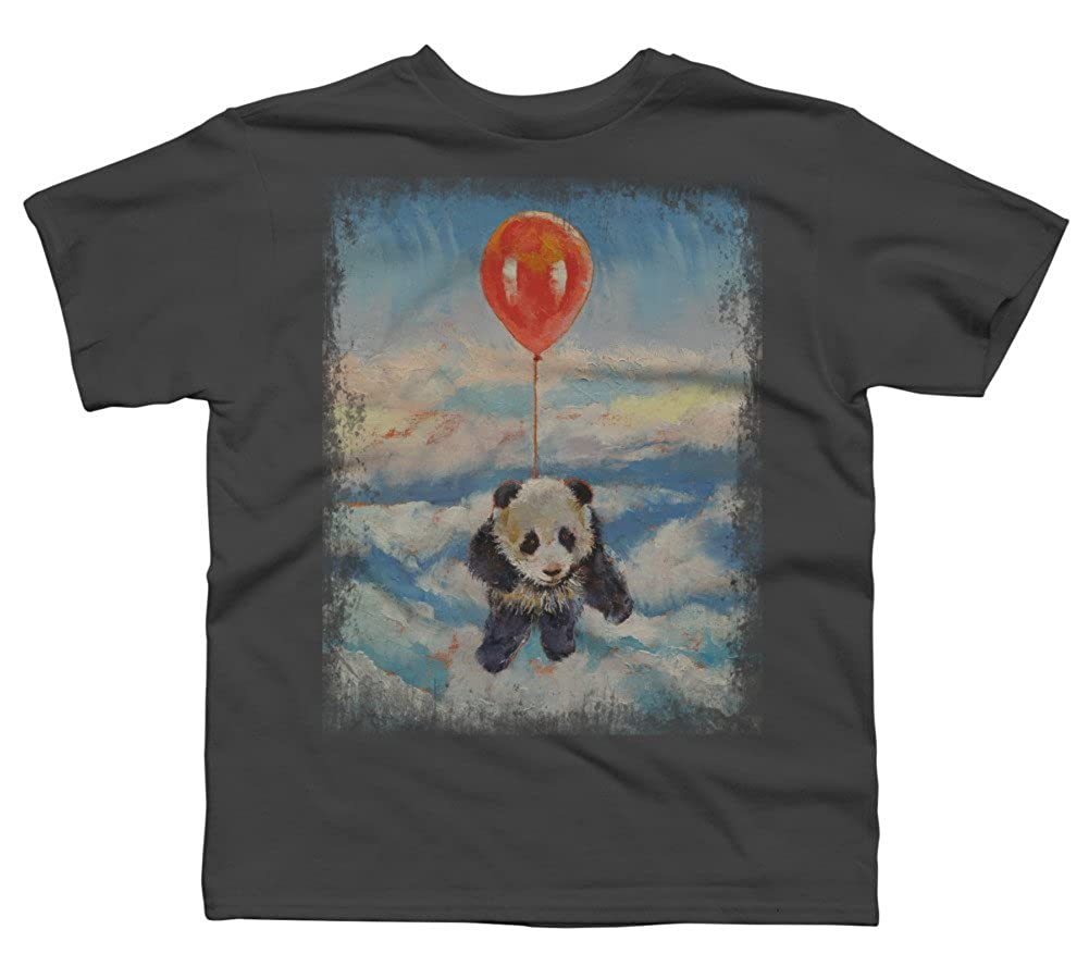 BALLOON RIDE Boys Youth Graphic T Shirt Design By Humans