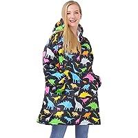 Goodstoworld Oversized Hoodie Deken Sherpa Fleece Deken Sweatshirt Pullover Sweater Volwassen Kinderen Teens