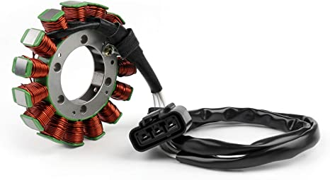 Alternatore statore bobina accensione Kawasaki ER650 ER6N ER6F KLE 650 ZX6R ZX636 2005-2011