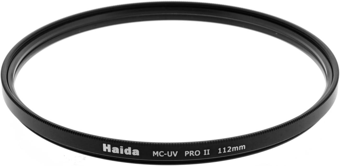 Haida 112mm PROII Multi-Coated Ultra Violet MC-UV Filter 112 MCUV Pro II