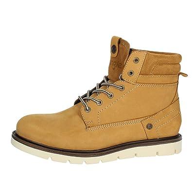 Wrangler Tucson WM182010 gelb Stiefletten Herren Schuhe