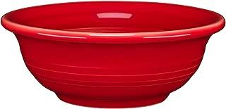 product image for Homer Laughlin Fruit/Salsa Bowl, Scarlet