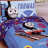 Thomas Train Railroad Crossing Toddler Bedding Set