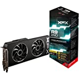 XFX AMD Radeon R9 290 Double Dissipation R9290AEDFD Graphic Card 947MHz 4GB DDR5 DP HDMI 2XDVI   XFX AMD Radeon R9 290 Double Dissipation R9290AEDFD Graphic Card 947MHz 4GB DDR5 DP HDMI 2XDVI