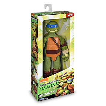 Tortugas Ninja - TMNT Mutation Figuras básicas, XL 28 cm ...