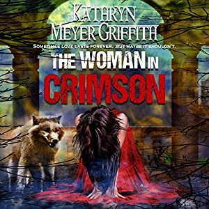 The Woman in Crimson Audiobook
