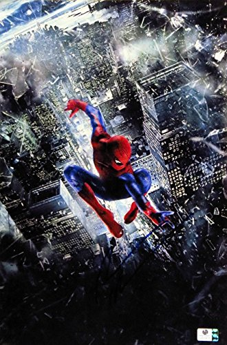 Andrew Garfield Signed Autographed 10X15 Photo The Amazing Spider-Man GV830616