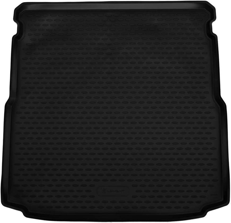 Element EXP.ELEMENT02410B11 Tailored Custom Fit Rubber Boot Liner Protector Mat for Volkswagen Arteon 2017+ Black