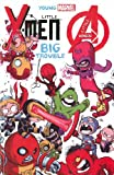 img - for Young Marvel: Little X-Men, Little Avengers, Big Trouble book / textbook / text book
