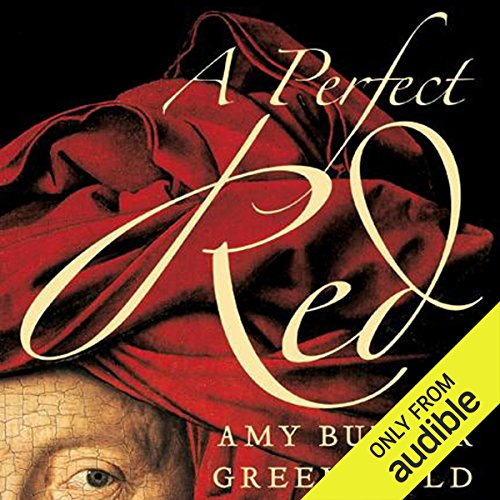 A Perfect Red by Audible Studios