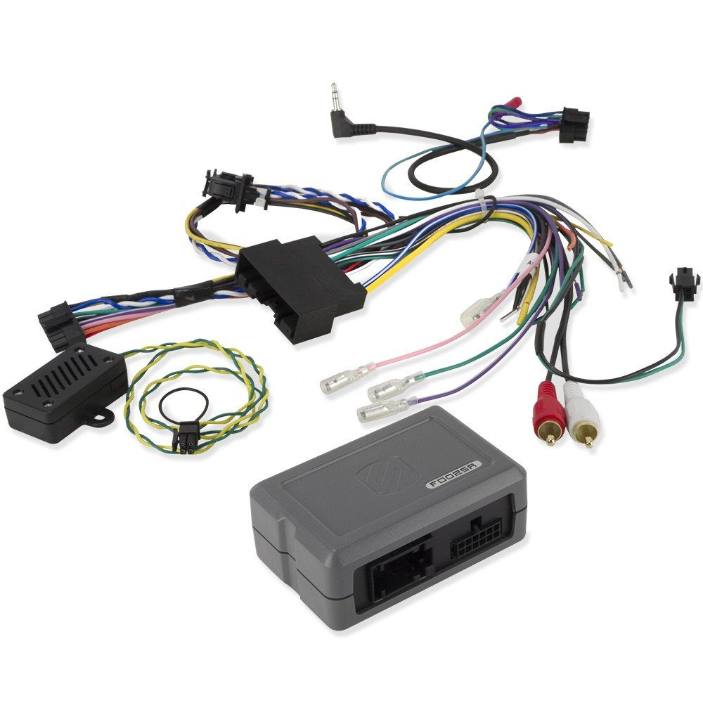 SCOSCHE FD02SR 2012-Up Ford Stereo Replacement Interface